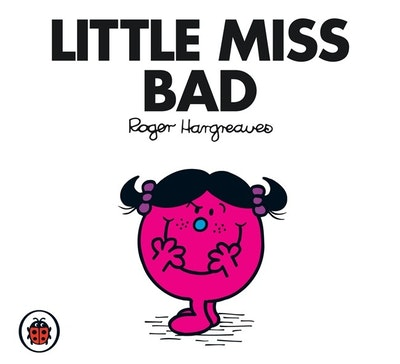 Little Miss Bad V32: Mr Men and Little Miss
