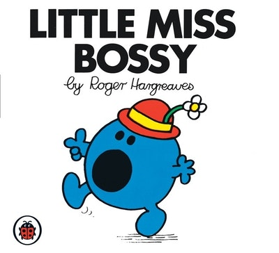 Little Miss Bossy V1: Mr Men and Little Miss