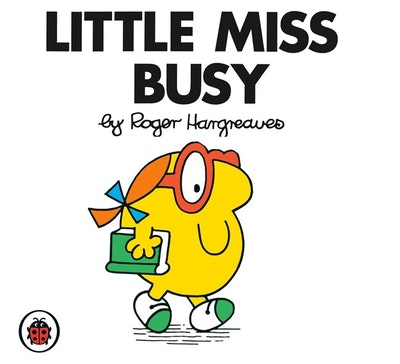 Little Miss Busy V19: Mr Men and Little Miss