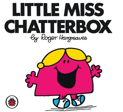 Little Miss Chatterbox V1: Mr Men and Little Miss