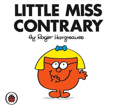Little Miss Contrary V29: Mr Men and Little Miss