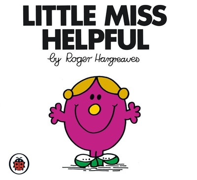 Little Miss Helpful V8: Mr Men and Little Miss