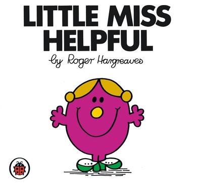 Little Miss Helpful V8: Mr Men and Little Miss