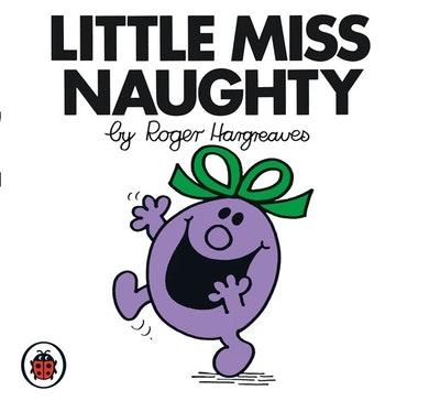 Little Miss Naughty V2: Mr Men and Little Miss