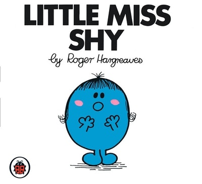 Little Miss Shy V10: Mr Men and Little Miss