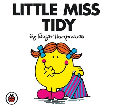 Little Miss Tidy V22: Mr Men and Little Miss