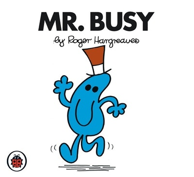 Mr Busy V38: Mr Men and Little Miss