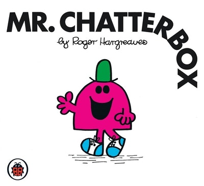 Mr Chatterbox V20: Mr Men and Little Miss