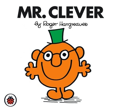 Mr Clever V37: Mr Men and Little Miss
