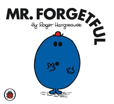 Mr Forgetful V14: Mr Men and Little Miss