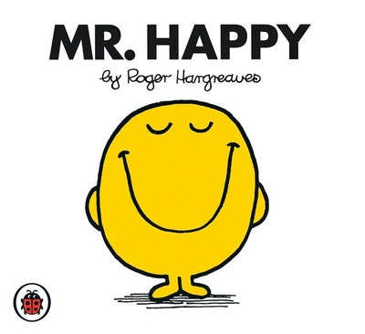 Mr Happy V3: Mr Men and Little Miss