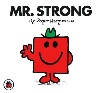 Mr Strong V26: Mr Men and Little Miss