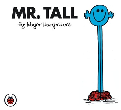Mr Tall V31: Mr Men and Little Miss