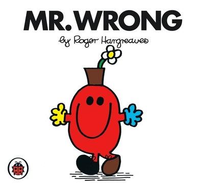 Mr Wrong V34: Mr Men and Little Miss