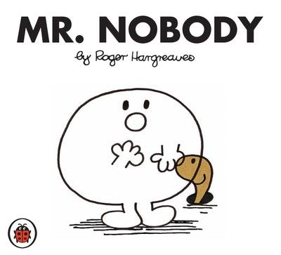 Mr Nobody V47: Mr Men and Little Miss