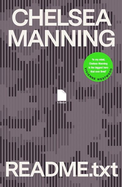 Chelsea Manning 2021 Memoir