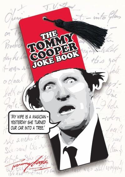 The Tommy Cooper Joke Book