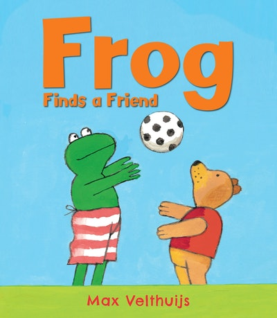 Frog Finds a Friend