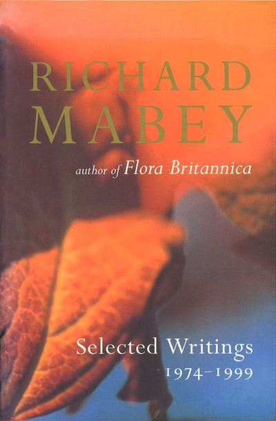 Selected Writings 1974-1999