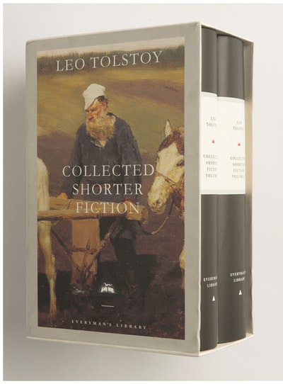 Collected Shorter Fiction Boxed Set (2 Volumes)