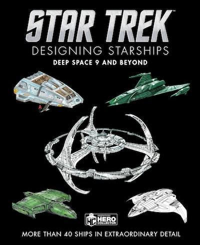 Star Trek Designing Starships