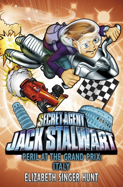 Jack Stalwart: Peril at the Grand Prix
