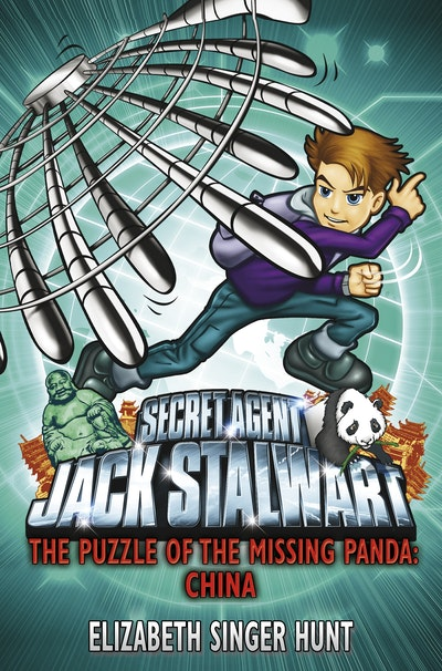Jack Stalwart: The Puzzle of the Missing Panda