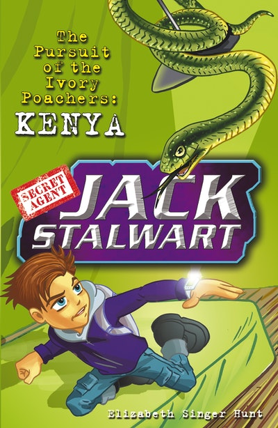 The Jack Stalwart: Pursuit of the Ivory Poachers