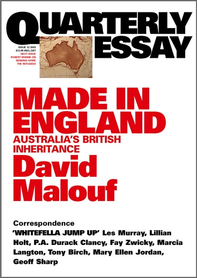 quarterly essay australia (balancing act: australia between recession and renewal, quarterly essay, issue 61, february 2016, p 27) paul cleary [senior writer, the australian]: 90% of a $330 billion revenue windfall [from the 2003 mining boom] was spent by the howard government in the last few years of office.