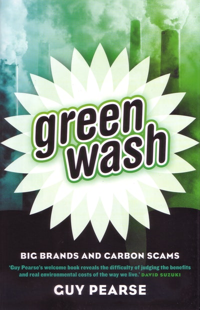 Greenwash: Big Brands and Carbon Scams