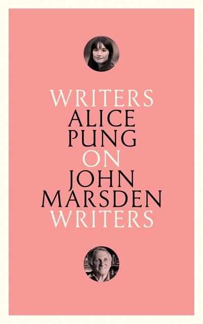 On John Marsden: Writers on Writers