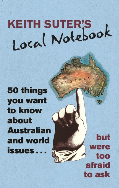 Keith Suter's Local Notebook