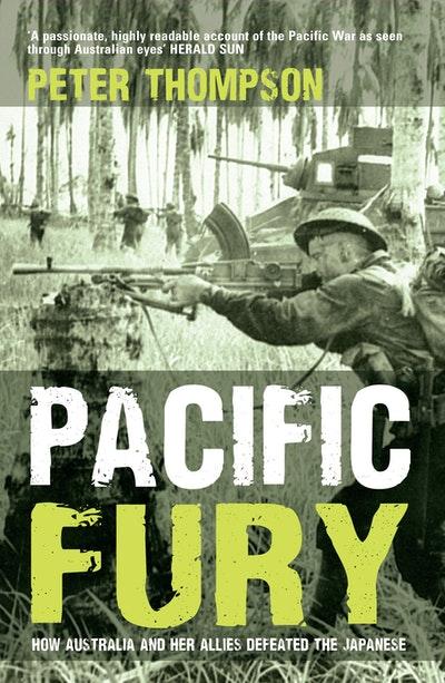 Pacific Fury