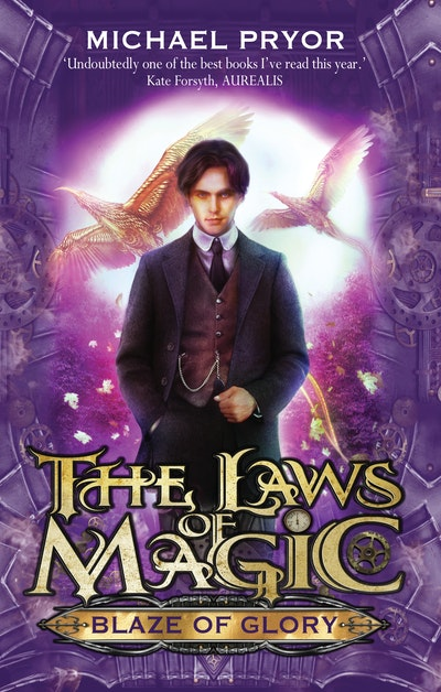Laws Of Magic 1: Blaze Of Glory