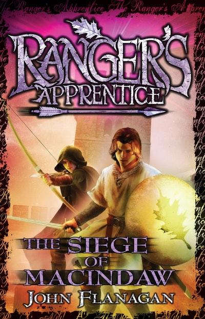 Ranger's Apprentice 6: The Siege Of Macindaw