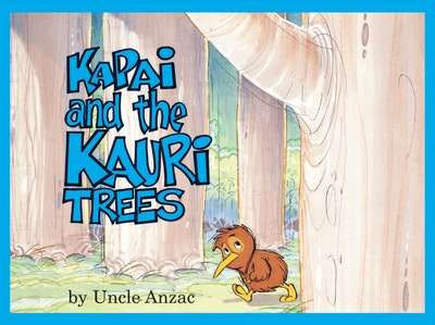 Kapai and the Kauri Trees