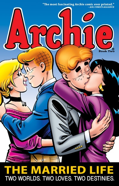 Archie The Married Life Book 2