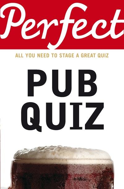 Perfect Pub Quiz
