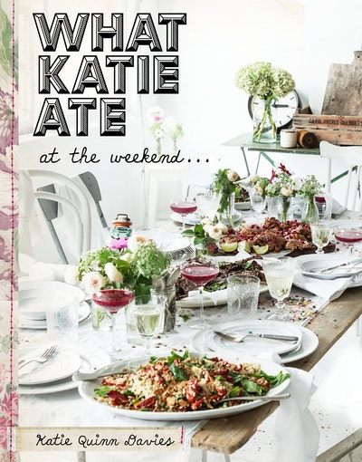 What Katie Ate: At the Weekend