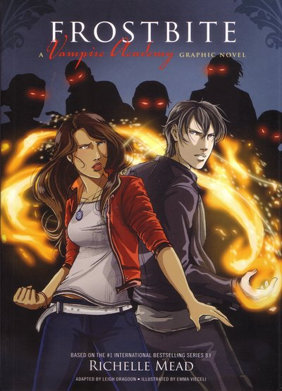 Frostbite: Vampire Academy Graphic Novel Book 2