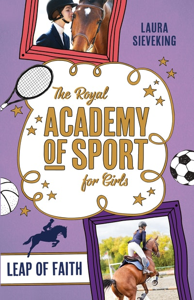 The Royal Academy of Sport for Girls 2: Leap of Faith