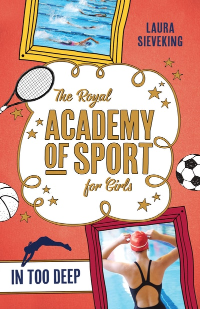 The Royal Academy of Sport for Girls 3: In Too Deep