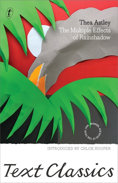 The Multiple Effects of Rainshadow: Text Classics
