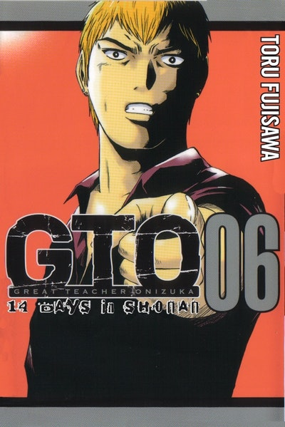 Gto 14 Days In Shonan, Volume 6