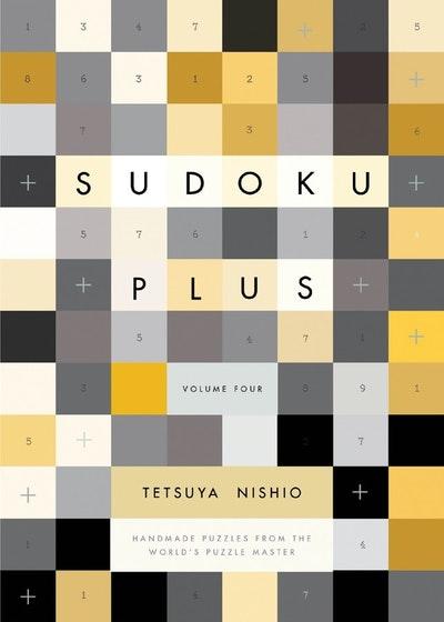 Sudoku Plus Volume Four