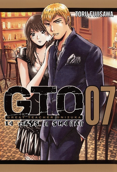 Gto 14 Days In Shonan, Volume 7