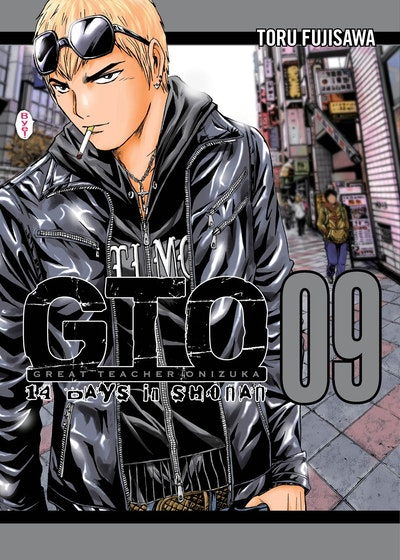 Gto 14 Days In Shonan, Volume 9