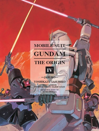 Mobile Suit Gundam The Origin, Volume 4