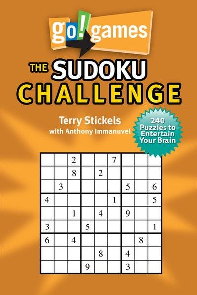 Go! Games The Sudoku Challenge