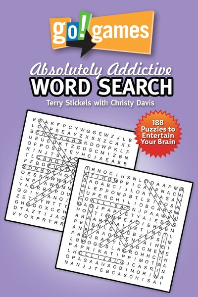 Go! Games Absolutely Addictive Word Search